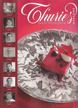 Thuries Gastronomie Magazine: Απρίλιος 2017
