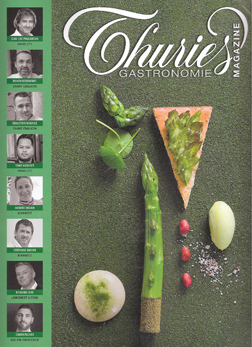 Thuries Gastronomie Magazine: Μάϊος 2017