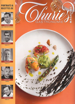 Thuries Gastronomie Magazine: Ιούνιος 2017