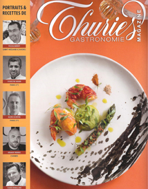 Thuries Gastronomie Magazine Τεύχος - Ιούνιος 2017 - 8