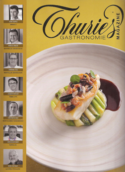 Thuries Gastronomie Magazine: Ιουλ-Αυγ.2017