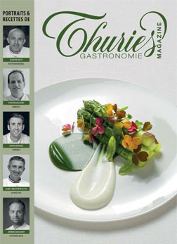 Thuries Gastronomie Magazine: Ιούνιος 2018