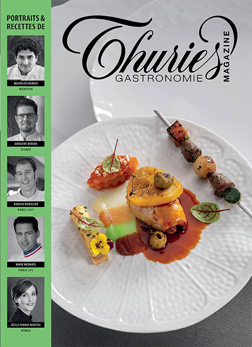 Thuries Gastronomie Magazine: Μάϊος 2019