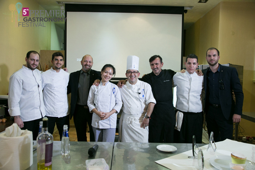 5th Premier Gastronomy Festival - Completed