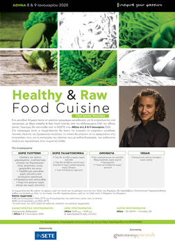 Healthy & Raw Food Cuisine